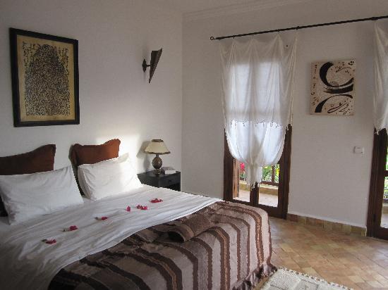 Rebali Riads: ma chambre dar Azreq