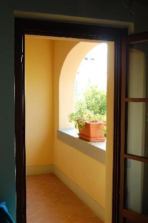Seven: Balcony