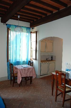 Seven: Living Area