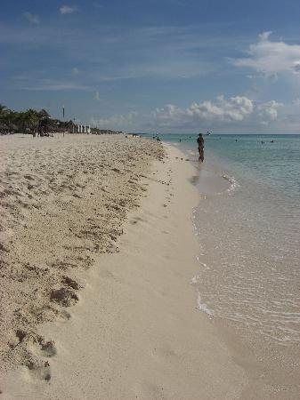 Iberostar Quetzal Playacar : The Glorious Beach