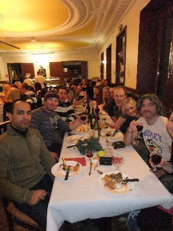 UCPA Chamonix: Dinner UCPA Chamonix