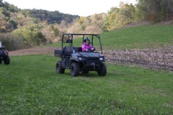 Buffalo County Resort: 4 Wheeling, Motorcycling, Biking, Hiking, Snowmobiling And Other Outdoor Activities