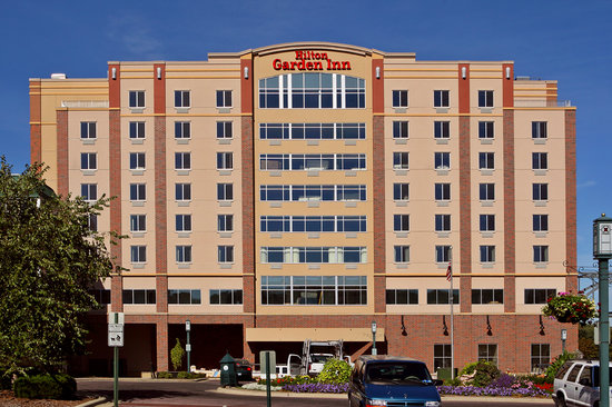 Hilton Garden Inn Mankato Downtown: Hilton Garden Inn Downtown Mankato hotel is ideally situated in the heart of Mankato.