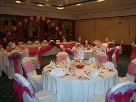Caslon Suite For The Wedding Breakfast Picture Of
