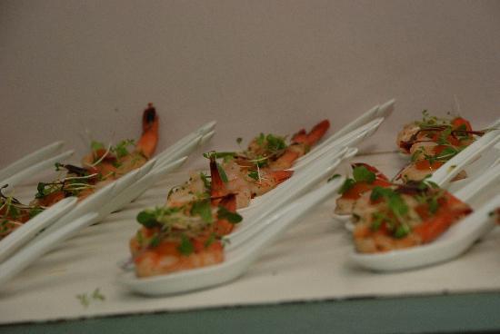 ดู้คออฟมาร์ลโบร็อชโฮเต็ล: Yummy prawns