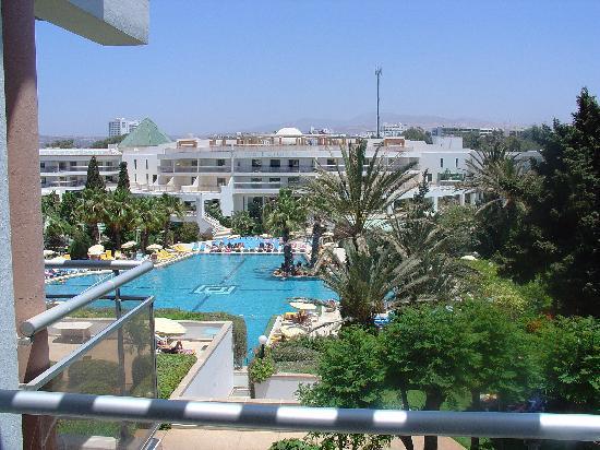 Hôtel Agadir Beach Club : Piscine BeachClub