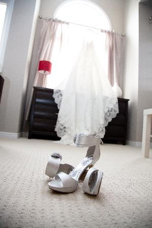 Boardwalk Homes Executive Guest Houses & SUITES!: wedding photo