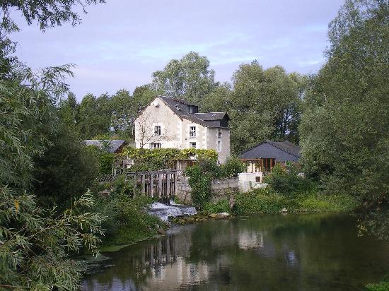 Le Moulin de Saint Jean : Le Moulin de St Jean