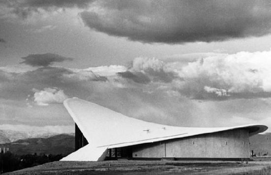 Fleischmann Planetarium and Science Center: Fleischmann Planetarium, 1965