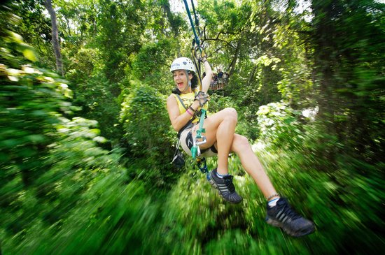 Nuevo Vallarta, Meksika: Vallarta's best and safest zip lines