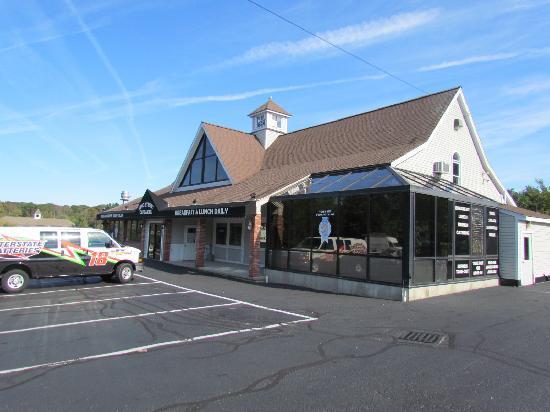 King St Cafe Franklin Ma Menu