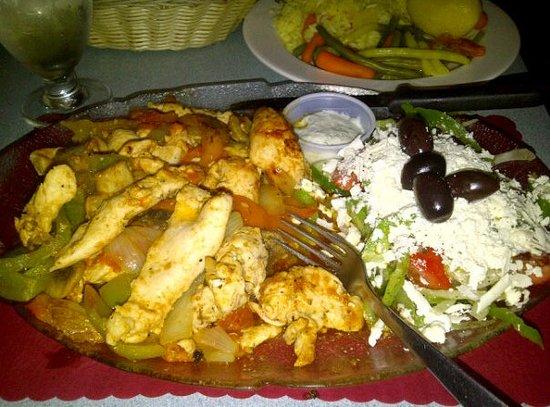 Minos Greek Souvlaki : Medzedes