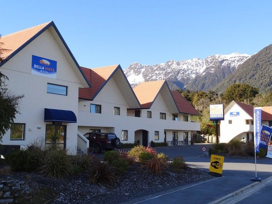 Bella Vista Motel Fox Glacier