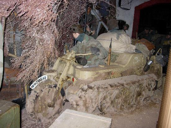 National Museum of Military History: kettenkrad
