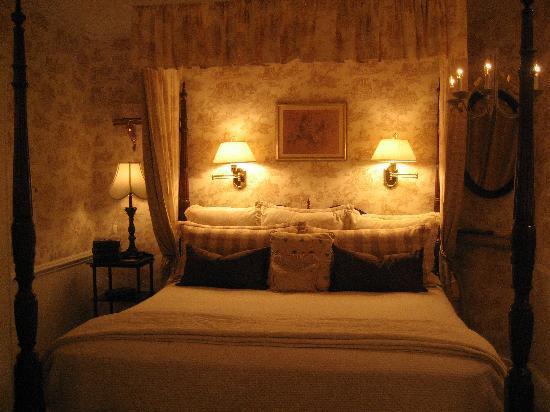 Abbington Green Bed & Breakfast Inn and Spa: The Grosvenor Square Suite