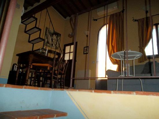 La Citta Ideale Suites: suite Bernardo