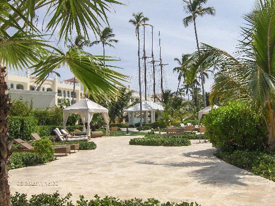 Iberostar Grand Hotel Bavaro: Jardins