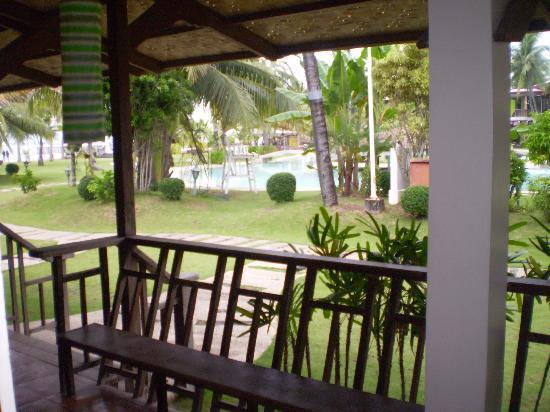 Sabin Resort Hotel: View from room