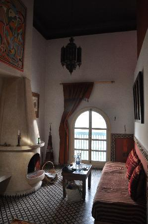 "Riad Watier: main room of ""Père Jego"" master suite"