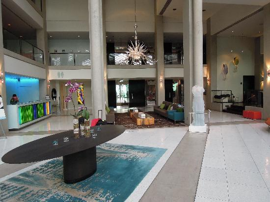 Elegant Lobby Picture Of Hotel Murano Tacoma Tripadvisor