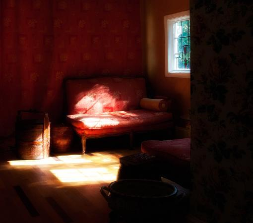 Maison LaVigne: Cozy nook