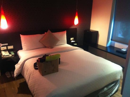 Hotel 73: nice room
