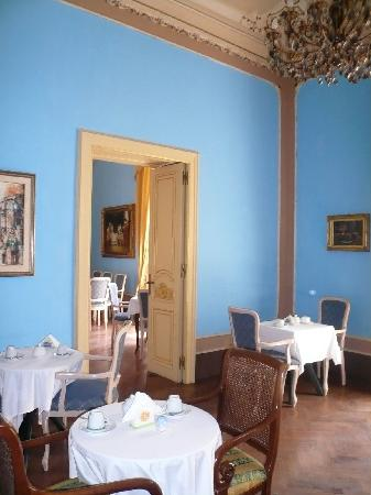 Aurora Hotel - B&B Airone : Dining room of the hotel