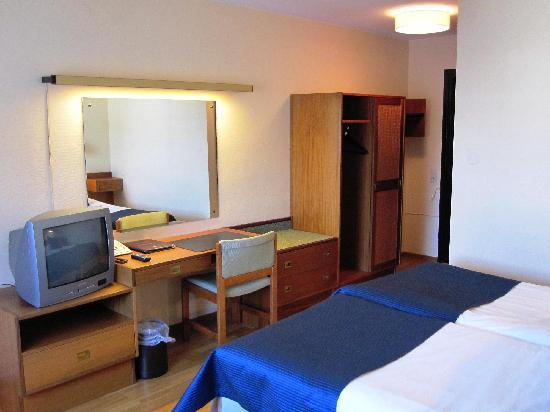 Hotell Roslagen: Double room
