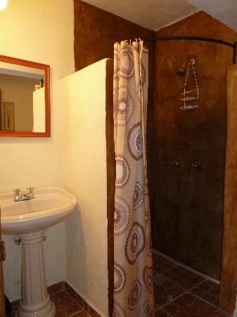 Casa al Centro Inn B & B: Bathroom