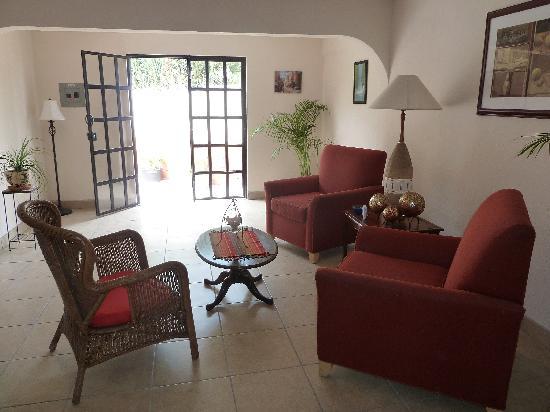 Casa al Centro Inn B & B: Living Area