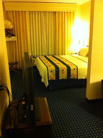 SpringHill Suites Phoenix Tempe/Airport: Random room