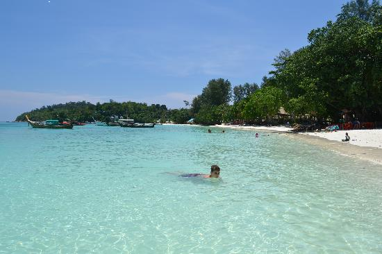 Ko Lipe, Thailand: The pristine, warm, calm waters of Koh Lipe