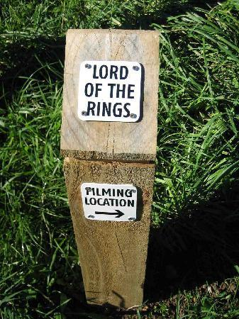 City Bed and Breakfast: 5 minutes walk to Lord of the Rings filming sites