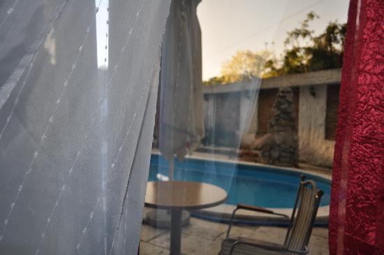 Vila Senjak Belgrade: pool
