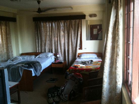 Pilgrims Guest House: interieur de la chambre