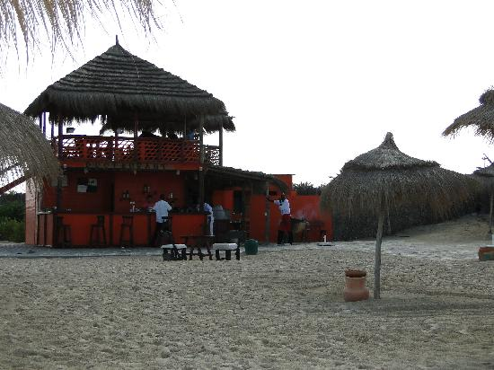 Green Palm: resto de la plage