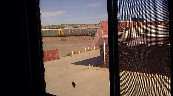 Motel 6 Gallup : The VIEW!!