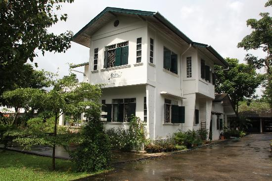 Baan Rub Aroon: The house