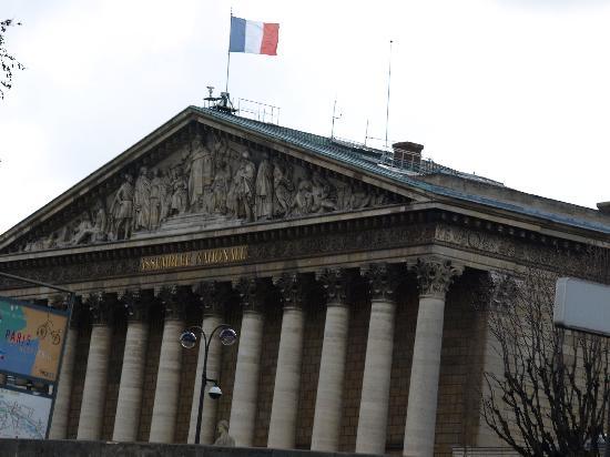 Palais-Bourbon : 国民議会