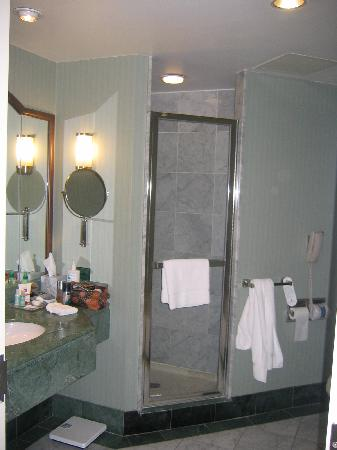 โรงแรมอินเตอร์คอนติเนนตัน มอนทรีออล: bathroom