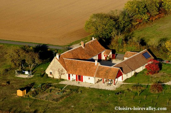Les Chambres Vertes at Le Clos de la Chartrie