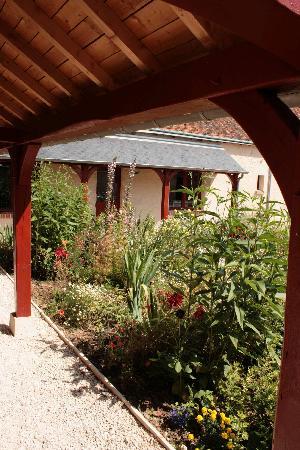 Cormeray, Frankrig: La cour intérieure