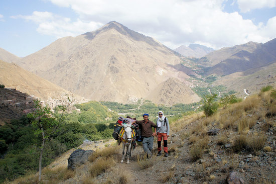 Toubkal Guide Day Tours