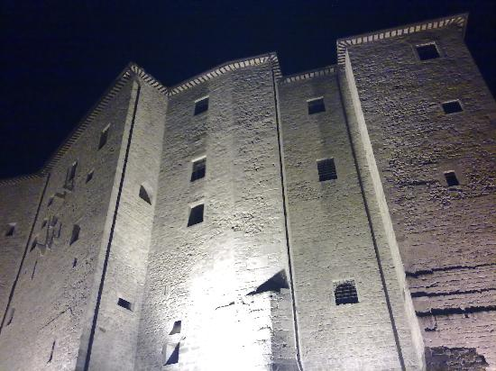 Province of Ascoli Piceno, Italien: Ascoli Piceno - Fortezza Malatesta (Picenoschire)