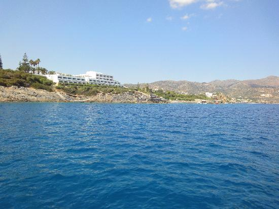 Coral Hotel: la mer est belle