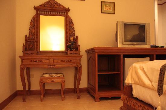 ลอง บีช อินน์: Our room