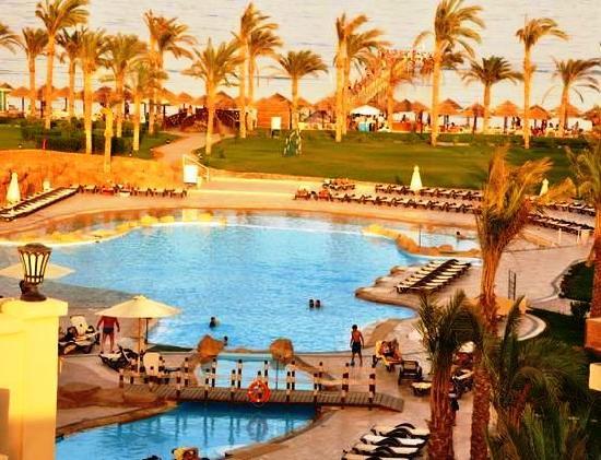 Rixos Sharm El Sheikh: Beach Pools