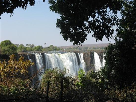 Mosi-oa-Tunya / Victoria Falls National Park: Victoria Falls
