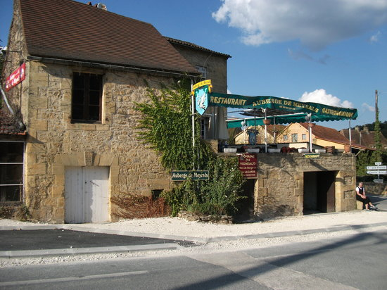 Meyrals, France : The Auberge