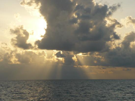 Aquarius Backpackers: Sailn the seven seas